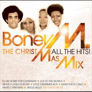 Album The Christmas Mix from Boney M