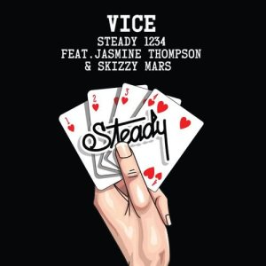 收聽Jasmine Thompson的Steady 1234 (feat. Jasmine Thompson & Skizzy Mars)歌詞歌曲