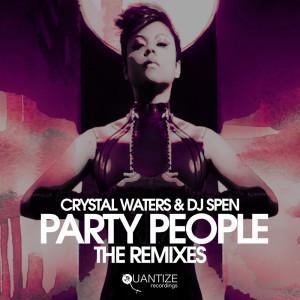 Album Party People (The Remixes) from DJ Spen