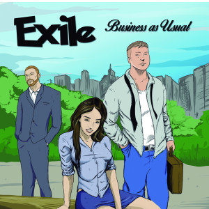 EXILE的專輯Business as Usual