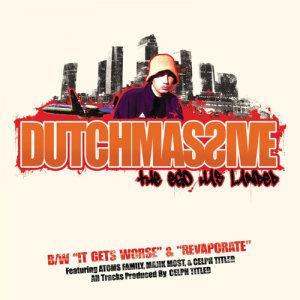 Album The Ego Has Landed (Maxi-Single) (Explicit) from Dutch Massive