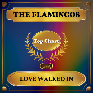 Album Love Walked In from The Flamingos