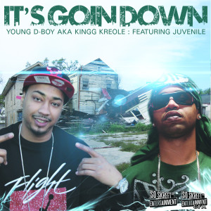 Album Its Goin Down (feat. Juvenile) (Explicit) from Young D-Boy