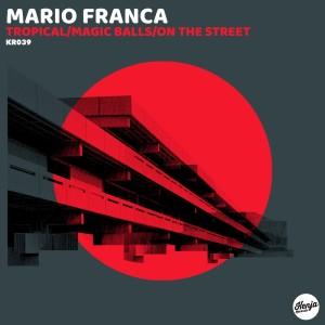 Mario Franca的專輯Magic Balls