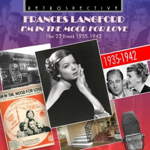 Album I'm in the Mood for Love from Frances Langford