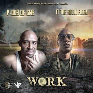 Album Work from JT The Bigga Figga
