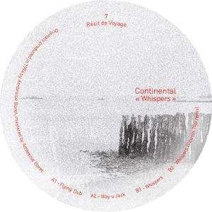 Album Whispers from Continental