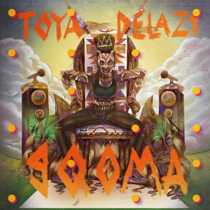 Album Gqoma from Toya Delazy