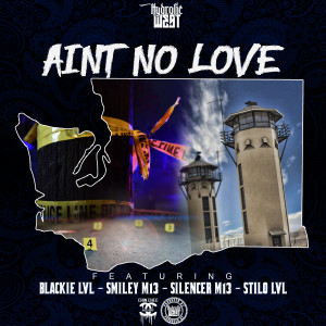 Album Ain't No Love (feat. Blackie LVL, Smiley M13, Silencer M13 & Stilo LVL) from Hydrolic West