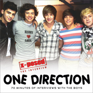 Album One Direction X-Posed: The Interview from Chrome Dreams - Audio Series