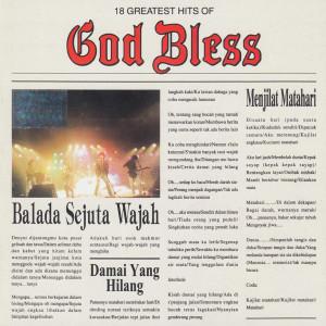 18 Greatest Hits of God Bless dari God Bless