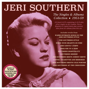 Album The Singles & Albums Collection 1951-59 from Jeri Southern