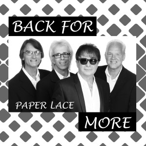 Album Back for More from Paper Lace