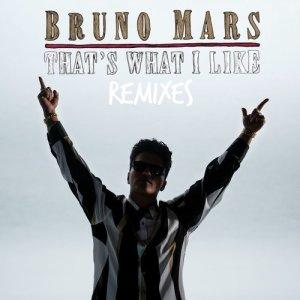 Bruno Mars的專輯That's What I Like (feat. Gucci Mane) [Remix]