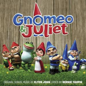 Elton John的專輯Gnomeo and Juliet
