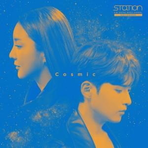 金厲旭的專輯Cosmic