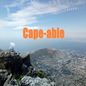 Album Cape-able from Kofi OG