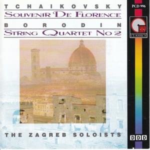 Tchaikovsky : Souvenir De Florence / Borodin : String Quartet No.2