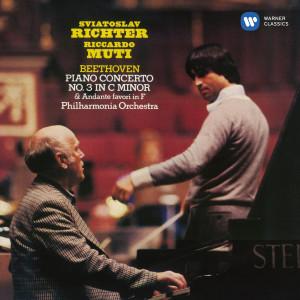 Riccardo Muti的專輯Beethoven: Piano Concerto No. 3, Op. 37 & Andante favori, WoO 57
