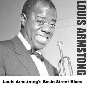 Louis Armstrong的專輯Louis Armstrong's Basin Street Blues