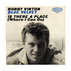 Album Blue Velvet from Bobby Vinton
