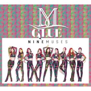 NINE MUSES的專輯GLUE