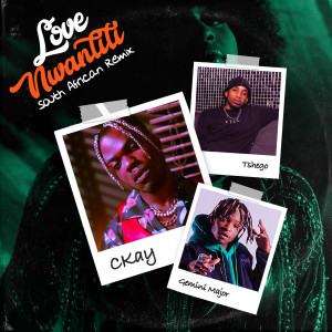 Album love nwantiti (feat. Tshego & Gemini Major) [South African Remix] from CKAY
