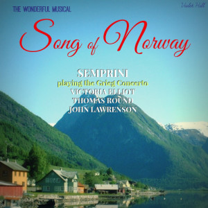 Album Song of Norway from Michael Collins & His Orchestra