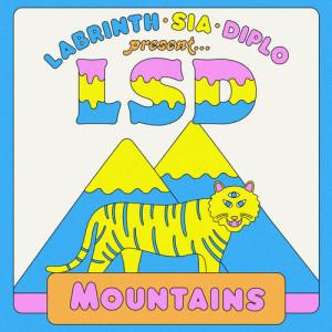 LSD的專輯Mountains