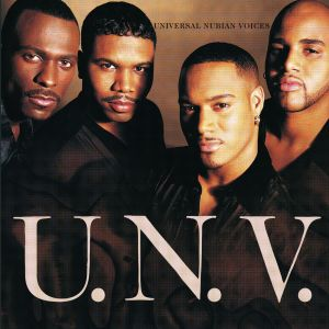 Album Universal Nubian Voices from U.N.V
