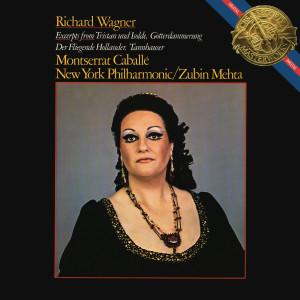 Montserrat Caballé的專輯Montserrat Caballé sings Wagner