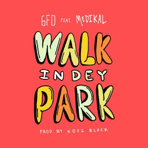 Walk in Dey Park