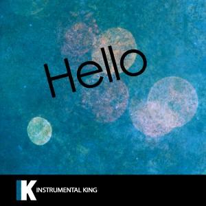 Instrumental King的專輯Hello (In the Style of Adele) [Karaoke Version] - Single