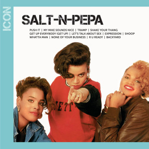 ICON dari Salt-N-Pepa