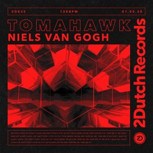 Album Tomahawk from Niels van Gogh