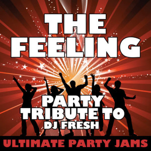 Ultimate Party Jams的專輯The Feeling (Party Tribute to DJ Fresh)