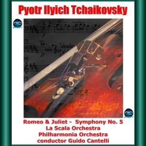 Philharmonia Orchestra的專輯Tchaikosvky: Romeo & Juliet - Symphony No. 5