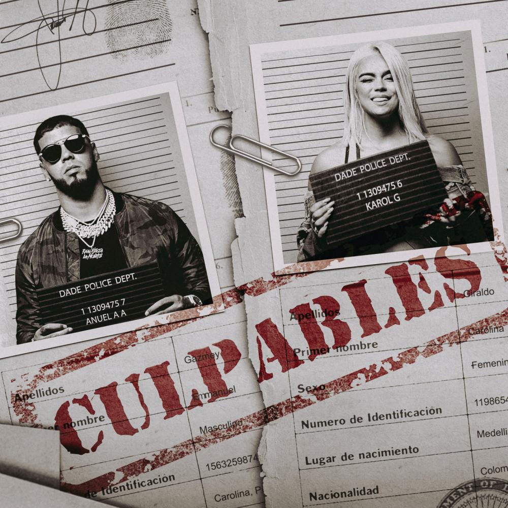 Culpables 2018 Karol G; Anuel AA