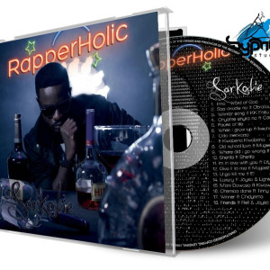 Album Rapperholic from Sarkodie