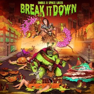 Album Break It Down (feat. Sam King) from Snails