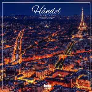 Handel's Classical Guitar Lullaby Vol, 12 (Relaxing Music,Prenatal Care,Healing music,Concentration,Study,Meditation,Reading,Study)
