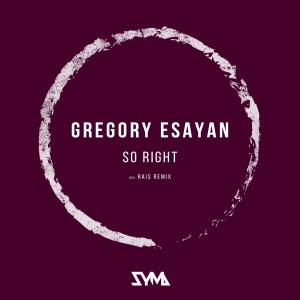 Album So Right (Rais Remix) [feat. Natalia Pevcova] from Gregory Esayan