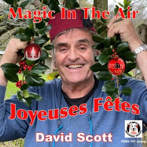 Album Magic in the Air from DAVID SCOTT