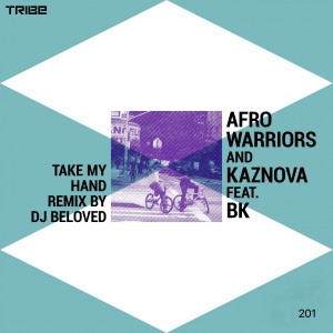 Album Take My Hand from Afro Warriors