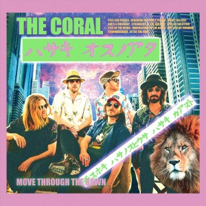 Album Move Through The Dawn from The Coral
