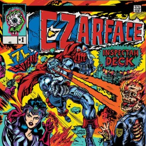 Album Inspectah Deck + 7L & Esoteric = CZARFACE from Inspectah Deck