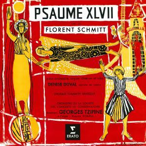 Album Schmitt: Psaume XLVII, Op. 38 from Denise Duval