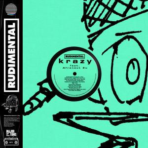 Rudimental的專輯Krazy (feat. Afronaut Zu)