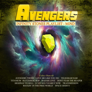 Album Avengers Infinity Stones - Mind from Various Artists