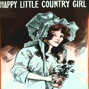 Happy Little Country Girl
